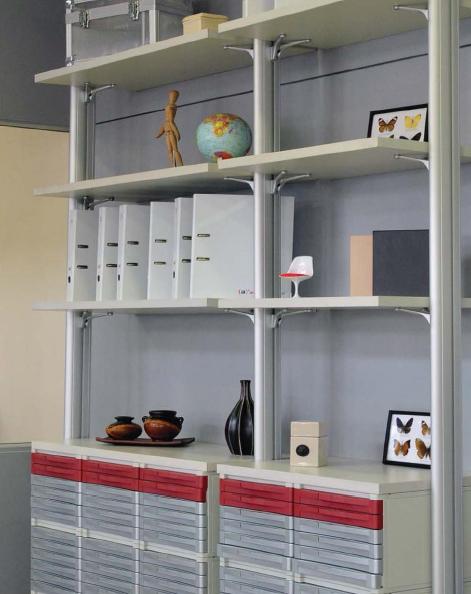 Biblioteca Equinox Shelf