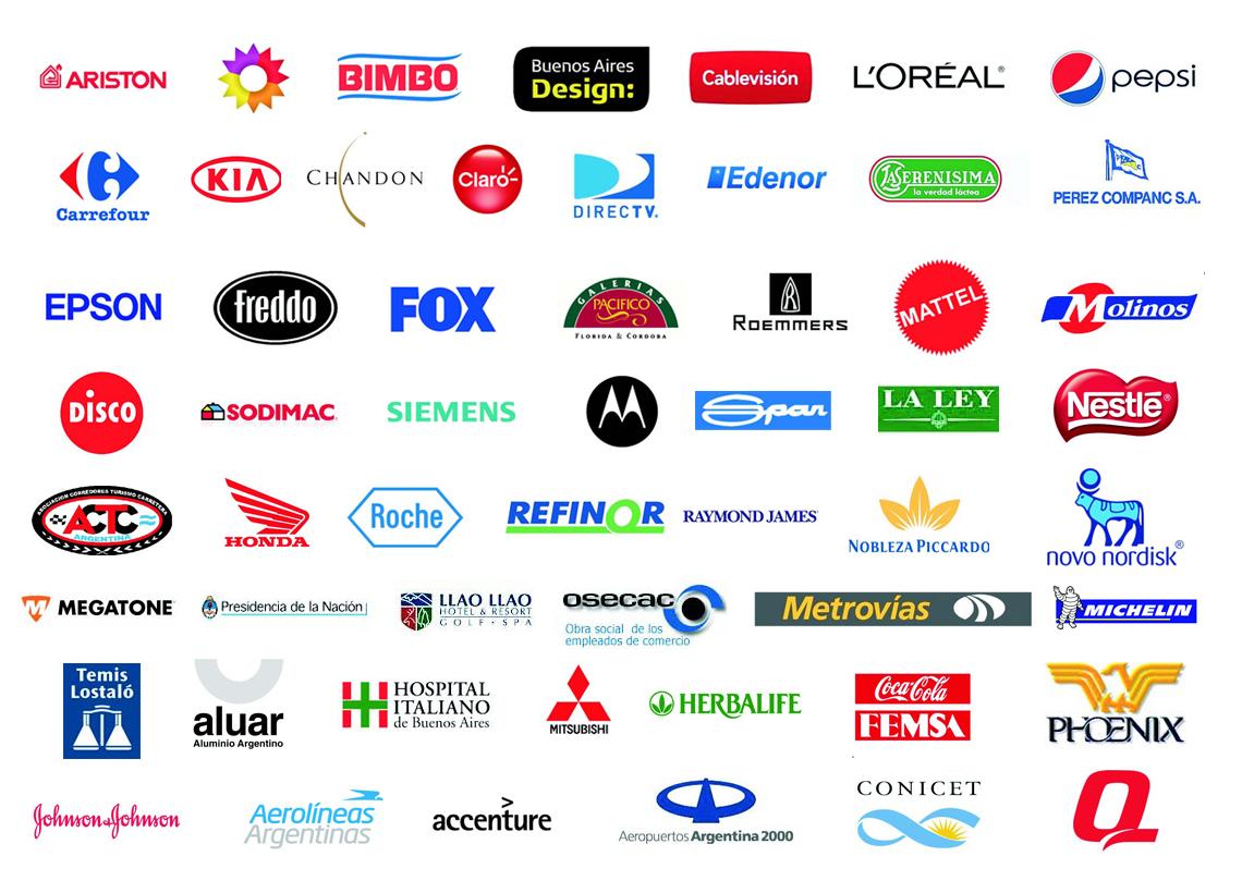 Logos varios1