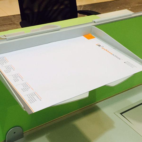 Complementos de oficina grupo a2 for Complementos de oficina