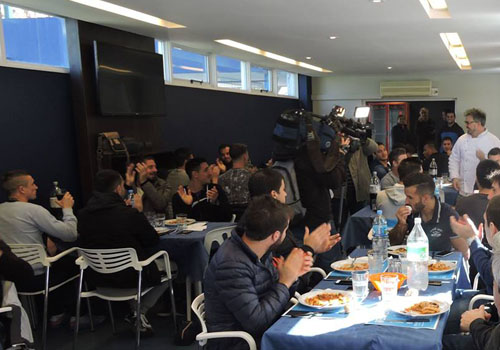 COMEDOR RACING CLUB